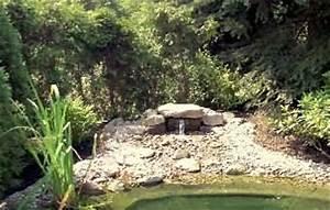 Kleiner Teich Mit Wasserfall : ein kleiner wasserfall bringt ausreichend sauerstoff ins wasser ~ Whattoseeinmadrid.com Haus und Dekorationen