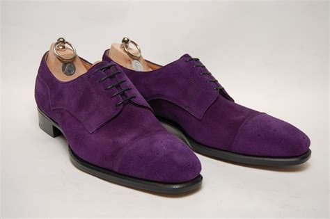 Suede Shoes At The Weekend
