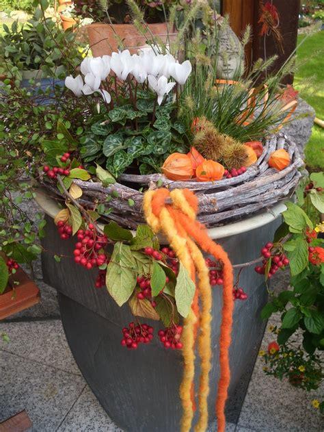 Herbstdeko Holz Garten by Die Besten 25 Naturdeko Ideen Auf T 252 Rdeko