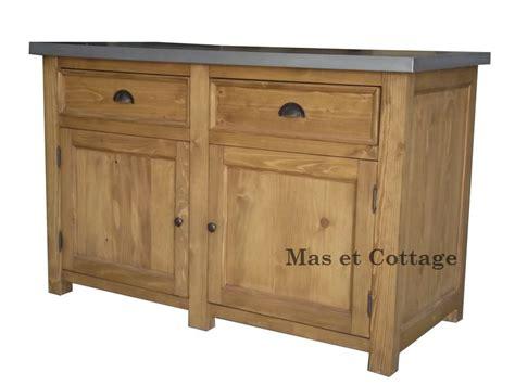 meuble bas de cuisine castorama element bas de cuisine 2 portes et 2 tiroirs en pin