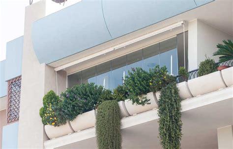 Chiusura Verande E Balconi by Vetrate Panoramiche Per Verande Balconi E Spazi Esterni