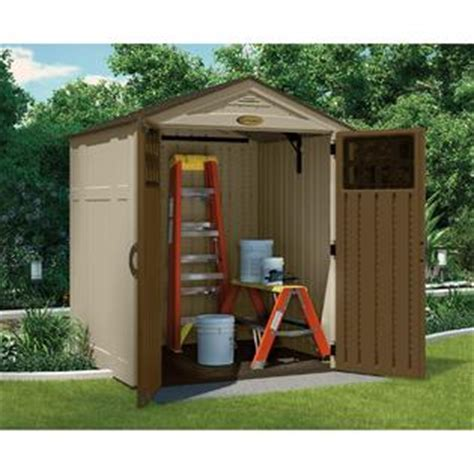6 x 5 plastic shed 6 x 5 resin shed protect your gear with sears