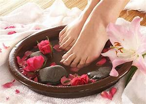 Ванна с содой для ног от грибка