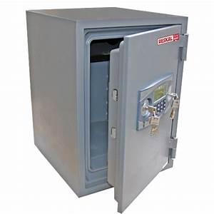 Coffre Fort Prix : coffre fort ignifuge 1heure ~ Premium-room.com Idées de Décoration