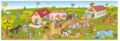farm stock illustrations  farm stock