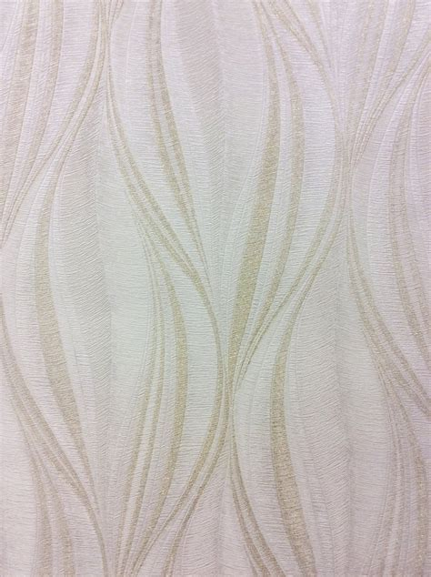 Graham and Brown Wallpaper   Boutique Tango Ivory   101401
