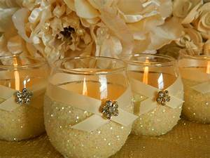 decorative wedding candles design decoration With what kind of paint to use on kitchen cabinets for homemade votive candle holders