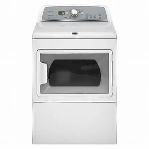 Maytag Electric Dryer 7 4 Cu  Ft  Medx700xw