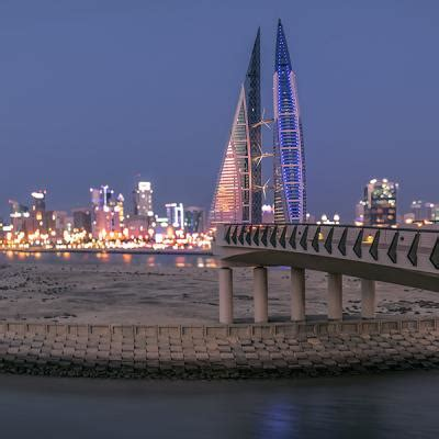 Bahrain World Trade Center, Bahrain