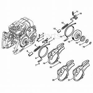 26 Stihl Ms 361 Parts Diagram