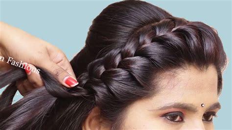 beautiful hairstyle  long hair  trick trendy