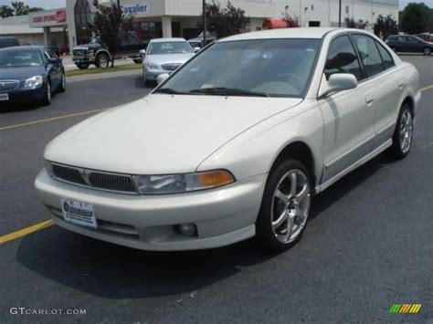 Mitsubishi Galant 2001 Parts by 2001 Northstar White Mitsubishi Galant Es 15060943