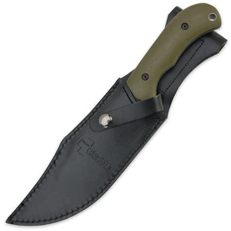boker  dragon slayer fixed blade knife budkcom