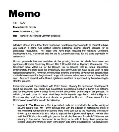 professional memo template 8 sle professional memo templates sle templates