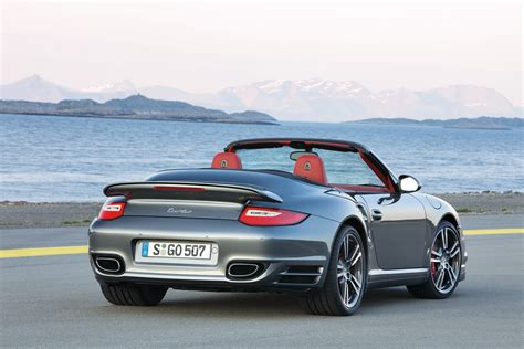 porsche cabriolet turbo porsche 996 turbo vs 997 turbo exotic car list
