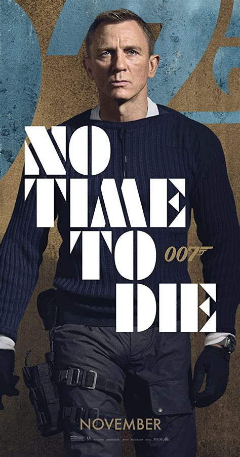 No Time to Die (2020) - IMDb