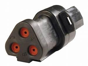 Deutsch Dt Series 3 Pin Plug Kit