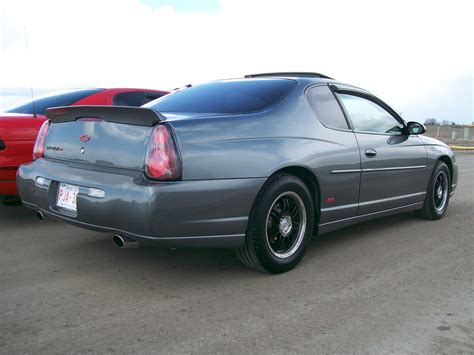 2004 Chevrolet Monte Carlo Supercharged Ss Related