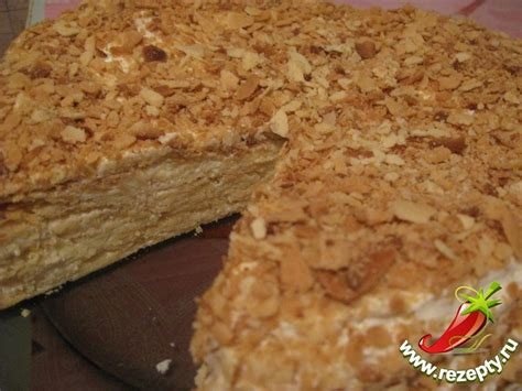 Russische Kuchen Rezept Napoleon Appetitlich Foto Blog