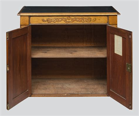 antique kitchen cabinets walnut caign side cabinet antique caign side 6259