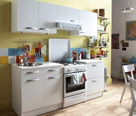 amenager une cuisine comment amenager une cuisine non equipee
