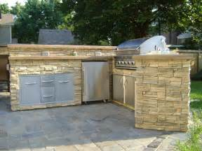 outdoor island kitchen cheap outdoor kitchen ideas hgtv