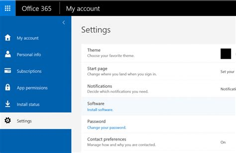 Office 365 Portal Software by How To Install Office Via Office 365 Gcits