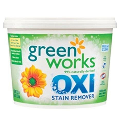 clorox green works oxi stain remover 56 oz clo 30669 d orazio cleaning supply janitorial