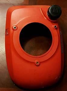 Honda Gvc160 Fuel Gas Tank Fan Cover 19610