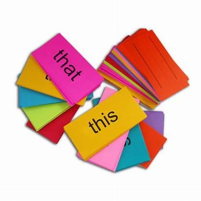 Sight Word Words Clipart Clip Flashcards Kindergarten