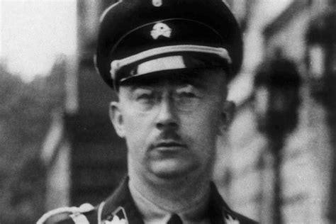 Inside Heinrich Himmler's Nazi Camelot Where He Lived Out