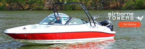 Ski Boat Manufacturers South Africa by Sensation Boats South Africa Offshore Ski Boats