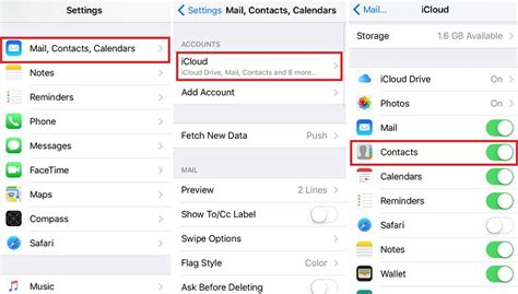 iphone contacts disappeared 5 solutions for iphone contacts disappeared ios 11 3