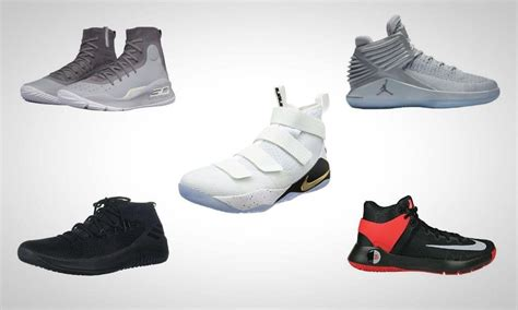 outdoor basketball shoes