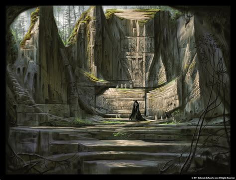 Rpgfan Pictures The Elder Scrolls V Skyrim Artwork