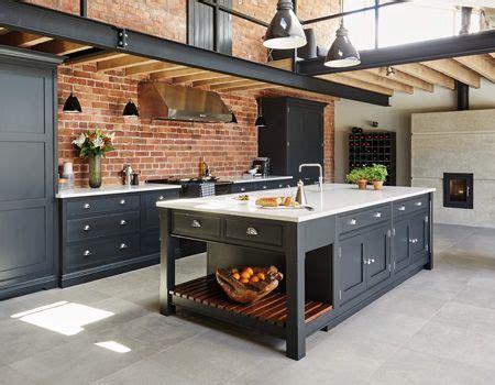 industrial style kitchen islands industrial style kitchen industrial and loft living 4680