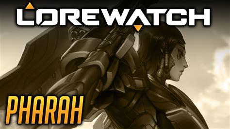 Lorewatch Pharah Overwatch Lore Speculation Youtube