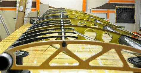 Building A Carbon Fiber Wing With