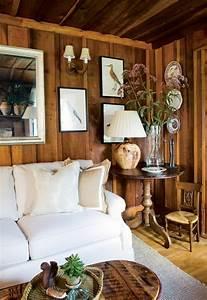 Sofa Landhausstil Holz : 63 wandpaneele holz die den raum ganz individuell ~ Lateststills.com Haus und Dekorationen
