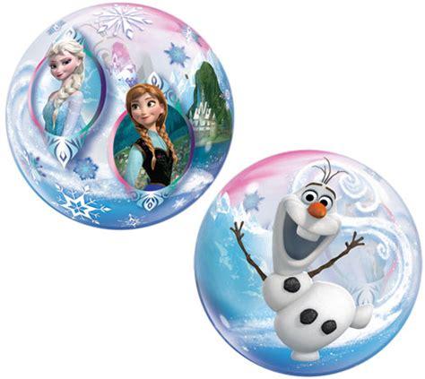 disney frozen plastic bubble balloon partieskids