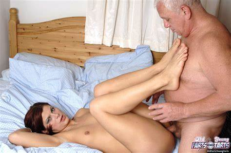 Ripened Blondes For An Old Fart Ofyt Playful Babe Pigtails Take Destroyed By A Senior