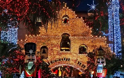 mission inn festival of lights best southern california events