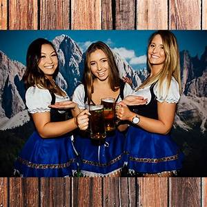 Oktoberfest is the greatest at Schnitzel n Tits in October