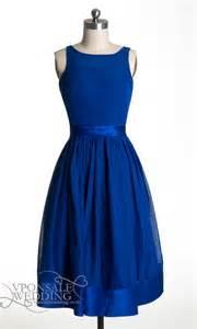 blue bridesmaids dresses blue sleeveless bridesmaid dress dvw0098 vponsale wedding custom dresses