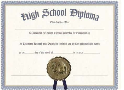 free high school diploma diploma free high school diploma for adults