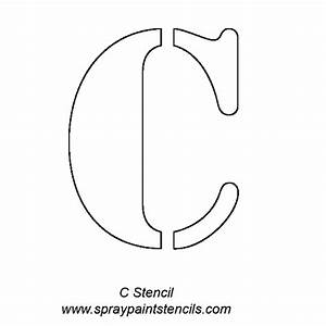 alphabet letter stencils With free large letter stencils