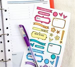 diy planner stickers 100 directions With get your own stickers made