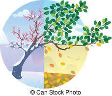 Changing seasons Stock Illustration Images. 9,793 Changing ...