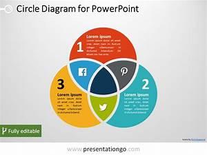 Free Venn Diagrams Powerpoint Templates