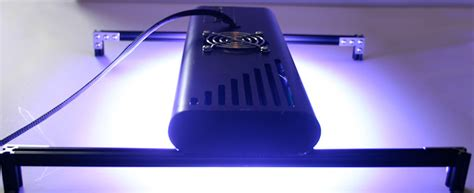 pico reef led lighting nanobox 12 led reef light is a cute little package from